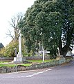 War Memorial, Hurstpierpoint - geograph.org.uk - 74569.jpg