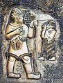 Warpalawas, King of Tuwana and Tarhunza, worshipping the god of Hittites 2016-12-25 01-2.jpg