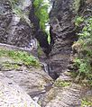 Watkins Glen 14 Cavern Cascade from downstream.jpg
