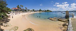 Watsons Bay, New South Wales - Camp Cove beach in Watsons Bay