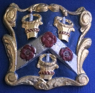 Worshipful Company of Wax Chandlers - Wax Chandlers' Arms