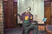 Joker comics wikip dia - Batman contre joker ...