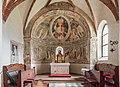 Weitensfeld Zweinitz Pfarrkirche hl. Egydius Chor gotische Fresken 13092021 1452.jpg