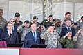 Welcome ceremony eFP Battlegroup Latvia (35350285571).jpg