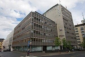 Embassy of Canada in Oslo - Image: Wergelandsveien 7 2009 06 20 at 16 53 30