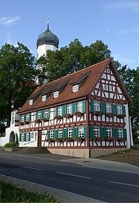 Westerheim (Württemberg) Dorfmitte.jpg