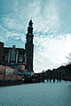 Westerkerk Desde el canal.jpg