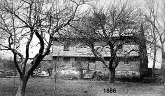 White–Ellery House - White–Ellery House, 1886