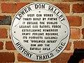 White plaque № 10159 - West Gun Works, Sheffield (25412605923).jpg