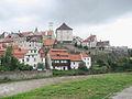 Wieża wójta w Bysrzycy Kłodzkiej (Voigt's tower in Bystrzyca Kłodzka).JPG