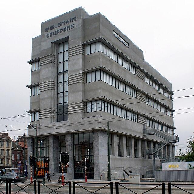 WIELS Contemporary Arts Centre