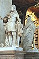 Wien-Innenstadt, Hofbibliothek, Statue-2.JPG