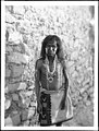 Wiki, Chief antelope priest, wearing full dress of jewelry and wampum, at the pueblo of Walpi, Arizona, ca.1898 (CHS-4654).jpg