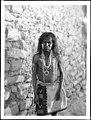 Wiki, Chief antelope priest, wearing full dress of jewelry and wampum, at the pueblo of Walpi, Arizona, ca.1898 (CHS-4654).jpg