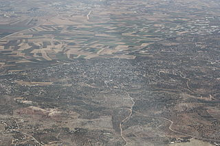 Silat al-Harithiya Municipality type C in Jenin, State of Palestine