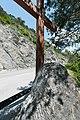 Wiki takes Nordtiroler Oberland 20150606 Meilenstein bei Imst 7087.jpg