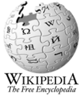 Logo of Wikipedia