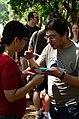 Wikipedians gathering 7888.JPG