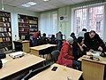 Wikiworkshop in Kharkiv 2018-11-10 by Наталія Ластовець 10.jpg