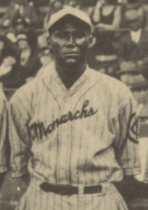 William Bell (baseball) - Bell at the 1924 Colored World Series.