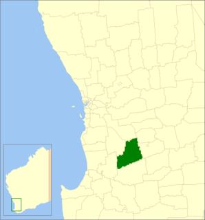 Shire of Williams Local government area in Western Australia