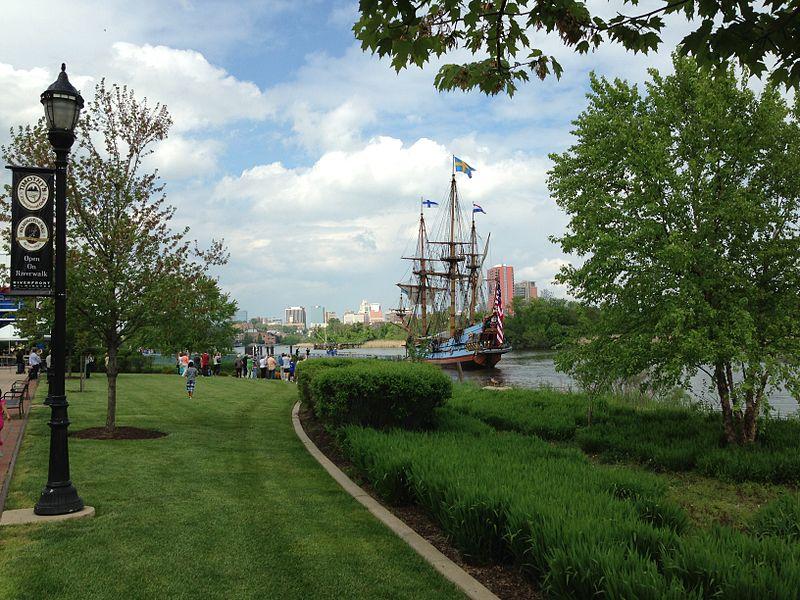 File:Wilmington Riverfront.JPG