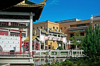 Downtown Winnipeg - Formed in 1909, Chinatown is an ethnic enclave located in Downtown Winnipeg.