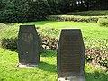 Witten Gedenksteine Juedischer Friedhof Annen.jpg