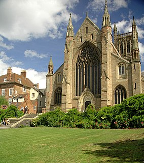 Вустер,  Англия, Великобритания