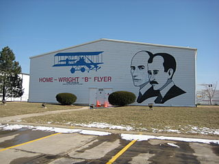 Dayton–Wright Brothers Airport