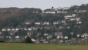 Wyche, Worcestershire - Image: Wyche