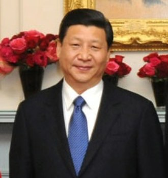 "Chinese Dream - Xi Jinping, Chinese leader, adopted ""Chinese Dream"" as a slogan in 2013."