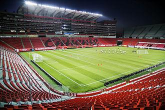 Estadio Caliente - Image: Xolos estadio caliente