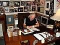 YGARTUA - Paul Signing Book - January 2014.jpg
