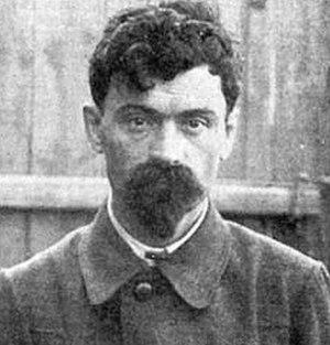 Yakov Yurovsky - Image: Yakov Mikhailovich Yurovsky 1918