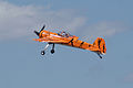 Yakovlev Yak-55M Titus The Tumbling Tiger Low Pass 04 TICO 13March2010 (14597432174).jpg