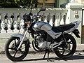 Yamaha YBR125 (Fuel Injection - EU Spec).JPG