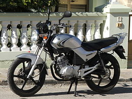 Yamaha YBR125 - Wikipedia