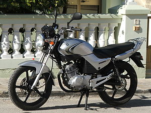 Yamaha YBR125 (Fuel Injection - EU Spec).JPG