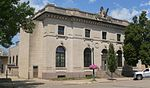 Yankton, SD, old post office from SE 1.jpg