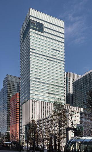 Yomiuri Shimbun Tokyo Headquarters Building 2.jpg
