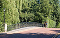 York bridge railings, Regents Park - geograph.org.uk - 1370480.jpg