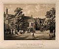 Yorkshire School for the Blind, York, England. Tinted lithog Wellcome V0014647.jpg
