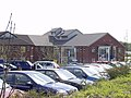 Ysbyty Maelor Wrecsam. (Wrexham Maelor Hospital) - geograph.org.uk - 161697.jpg