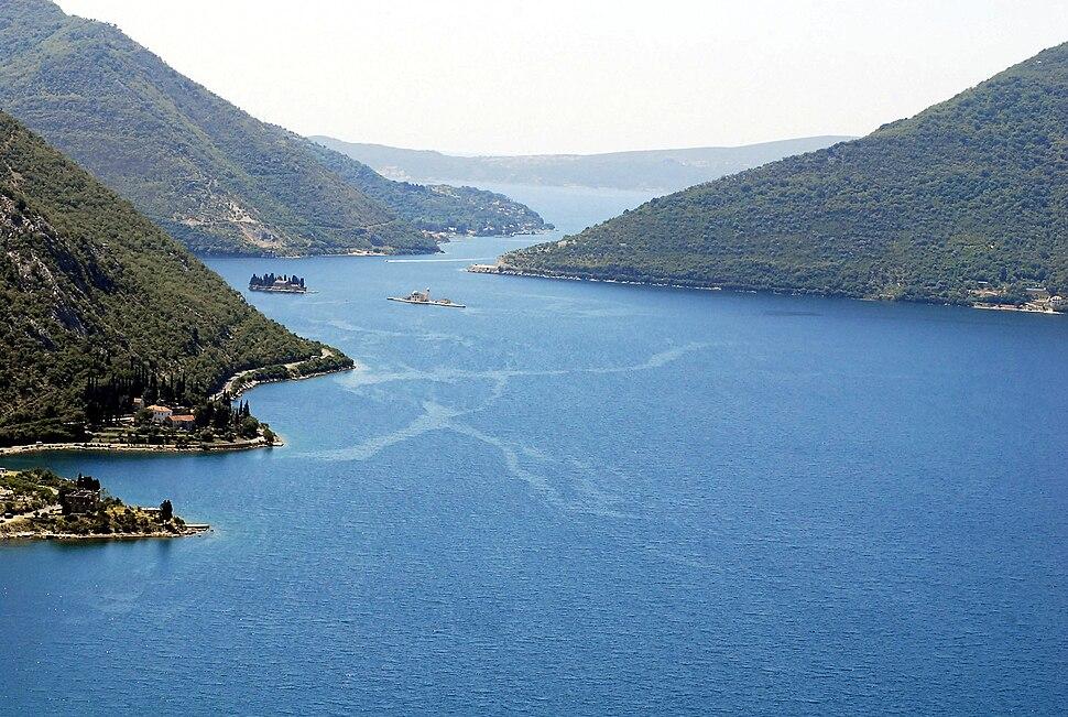 Zatoka Kotorska