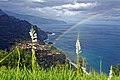 Zauber des Regenbogens über Madeiras Küste. 02.jpg