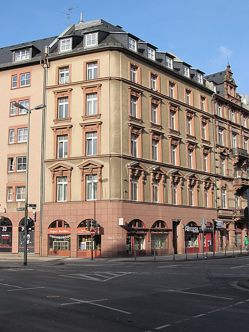 Zeil 6, 1, Innenstadt, Frankfurt am Main