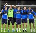 Zenit Players in Doha, Qatar. January 2020.jpg