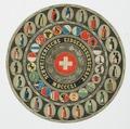 Zentralbibliothek Solothurn - SCHWEIZERISCHE EIDGENOSSENSCHAFT MDCCCLI - a0918.tif
