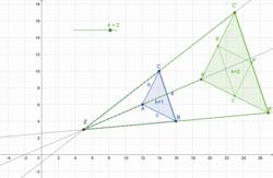 Zentrische Streckung mit k=2.png